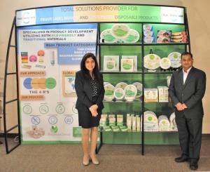 TrueChoicePack Executives- Heena Rathore President & CEO, Rakesh Rathore, COO & CSO