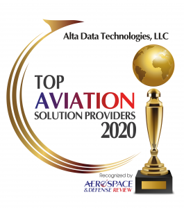 Alta receives prestigious vendor award for industry leading 1553 and ARINC products