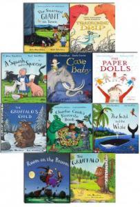 Julia Donaldson Books