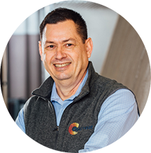 Brian Bishop is Gold Heat's new CEO.  Gold Heat is customized electric radiant floor heat mats for homebuilding home building and commercial construction and RV manufacturing.
