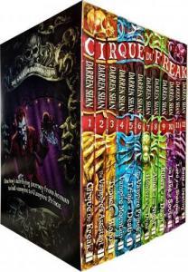 Cirque Du Freak Vampire Series - Darren Shan Complete 12 Books Collection Set