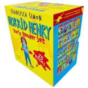Horrid Henry Early Readers