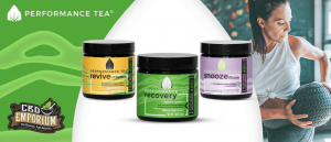 CBD Emporium partners with Performance Tea to offer CBD tea in all retail stores