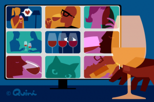 Virtual Wine Tasting With Consumers Online