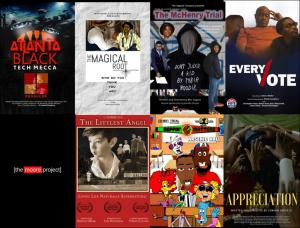 2020 Film Fest Posters
