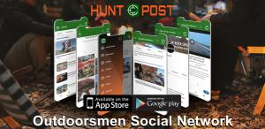 Download the HuntPost mobile app