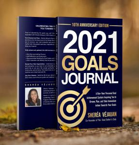 2021 Goals Journal