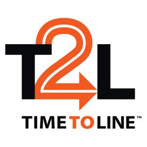 Time 2 Line