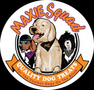 Maxie Squad- dog treats and chews