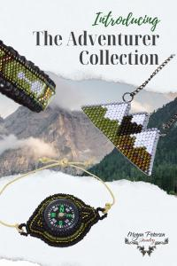 The Adventurer Jewelry Collection by Megan Petersen