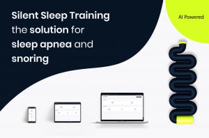 Silent Sleep Training - The revolutionary sleep apnea solution proven in medical studies