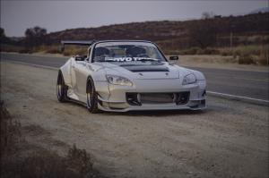 2001 Honda S2000 built by Ger Reyes