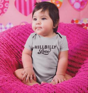 Hillbilly Love Onesie