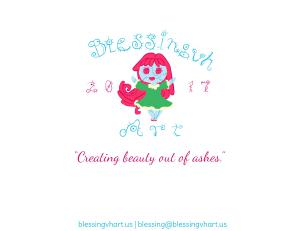 Blessingvh Art - Brand Logo and Power