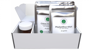 ShieldsUp! Immune Support Kit from Linden Botanicals