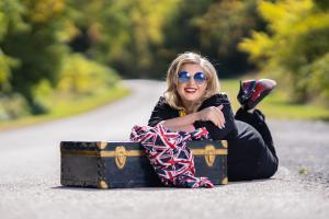 Lorraine Simpson, Two Time Magellan Award-winning Travel Expert, Speaker and Educator