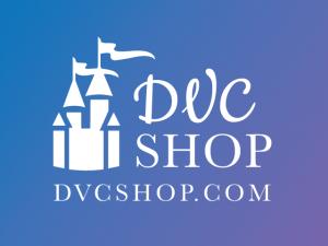 DVC Shop logo with web address