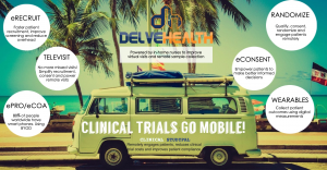 Remote patient engagement can improve patient experience in clinical trials