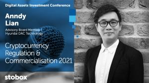 "Anndy Lian: ""Regulation & Commercialisation 2021"""