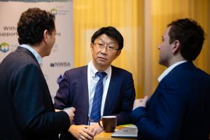 1st Annual Asia-Pacific Hydrogen Summit Networking
