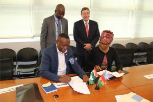 Sahara UNDP partnership 1
