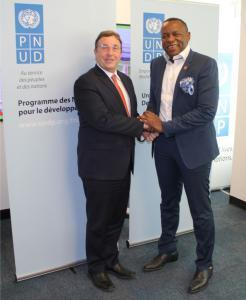 Sahara Group,  UNDP partnership ..