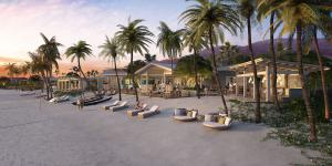 Beach Club, Six Senses La Sagesse, Grenada