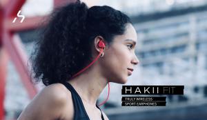 HAKII Fit Wireless Sport-Ohrhörern