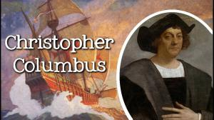 Christopher Columbus - The Great Explorer